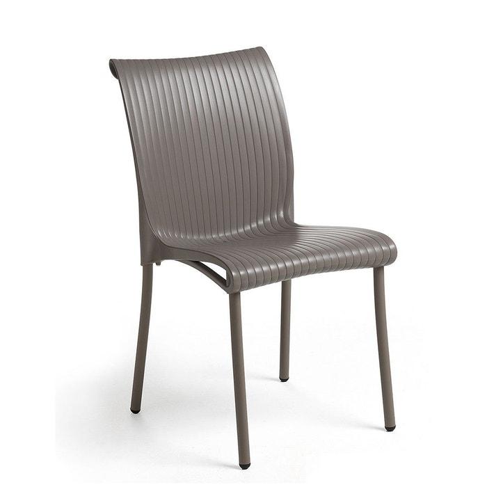 chaise regina nardi la redoute. Black Bedroom Furniture Sets. Home Design Ideas