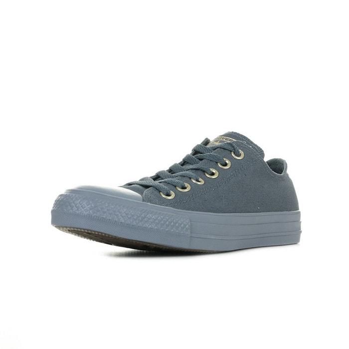 45ed0fad7af5 Baskets chuck taylor all star mono glam top bleu marine Converse ...