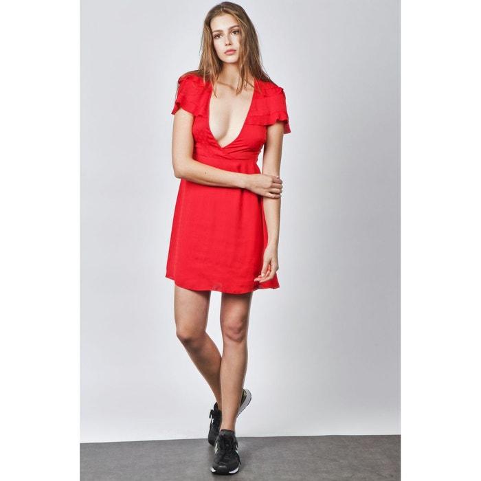 e676d8f4cf8 Robe joy rouge Les Petites...