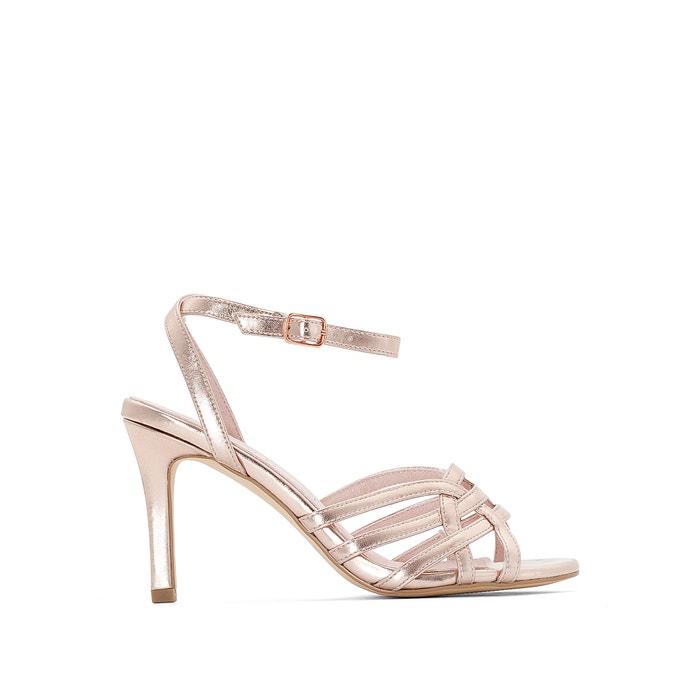 Sandales cages métallisées  MADEMOISELLE R image 0