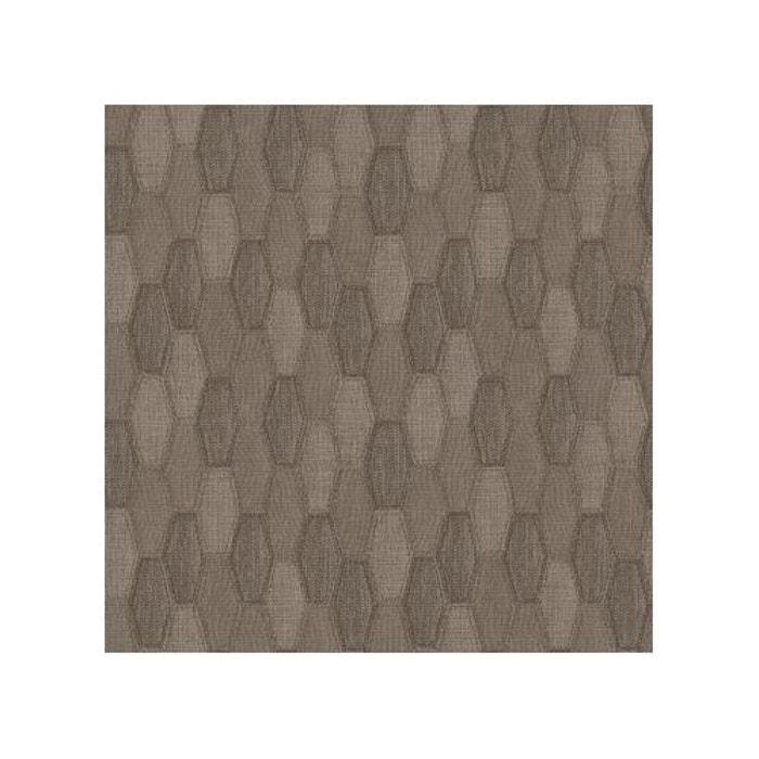papier peint motifs hexagonals home maison la redoute. Black Bedroom Furniture Sets. Home Design Ideas