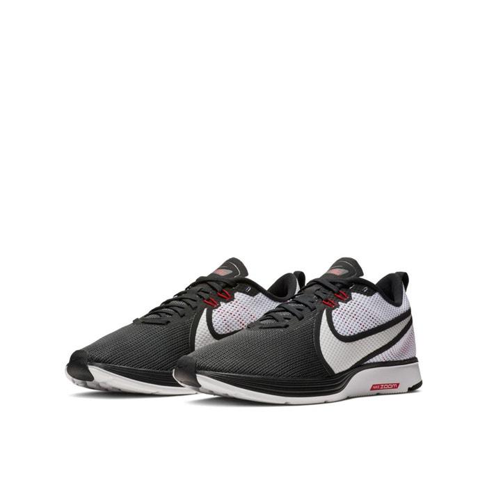 72f0266ec29c4 Sapatilhas de corrida zoom strike 2 running preto/branco Nike   La Redoute