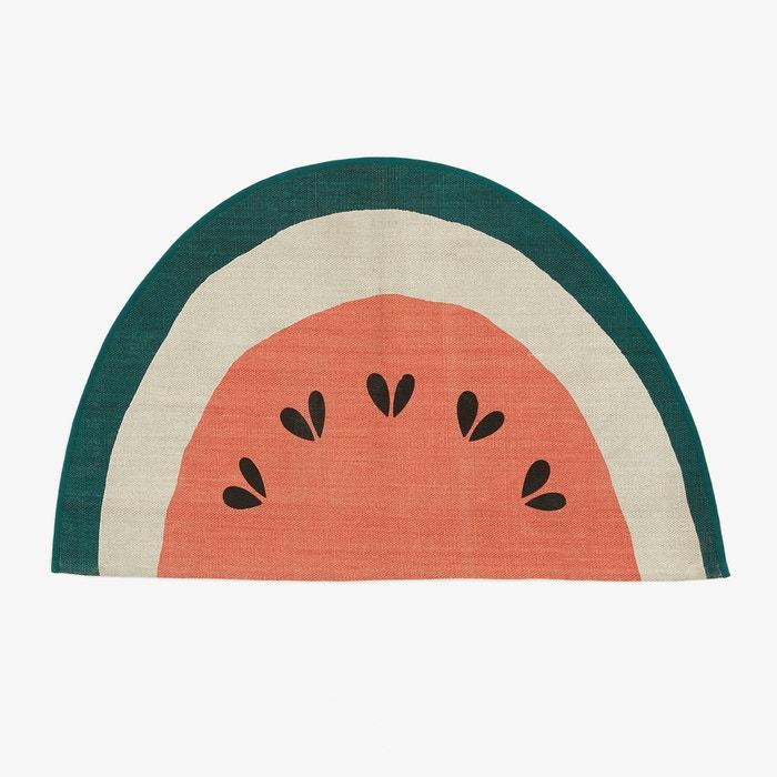 Stridell Watermelon Child's Rug  La Redoute Interieurs image 0