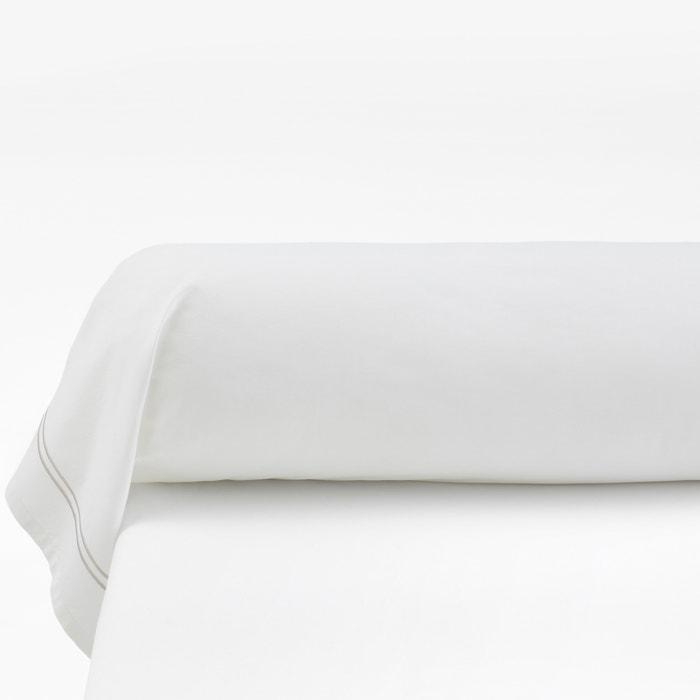Imagen de Funda de almohada larga de percal 100% algodón, Palace La Redoute Interieurs