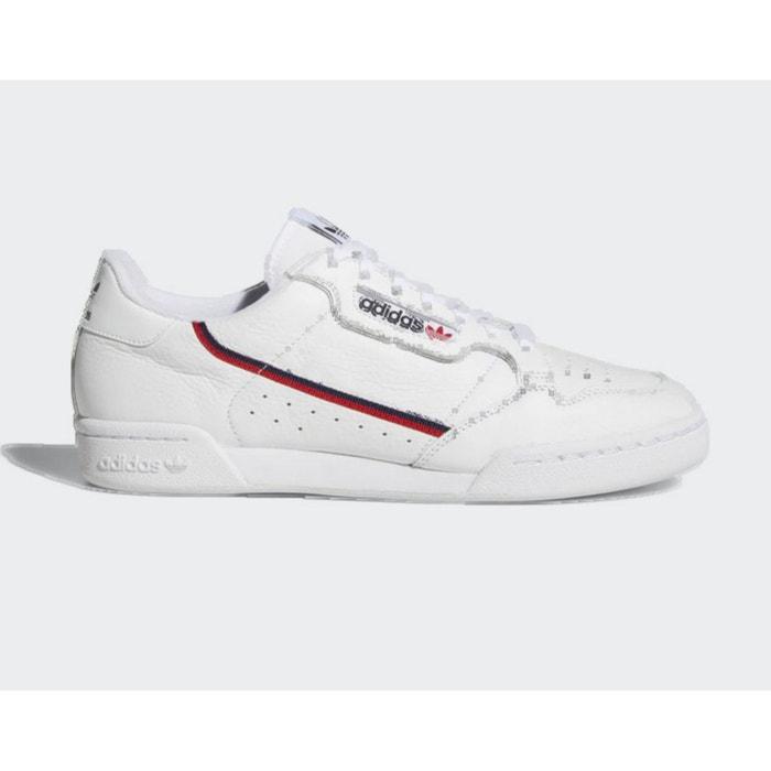 new product 122f2 89654 Chaussures adidas continental 80 rascal noir noir Adidas Originals La  Redoute GH8HUA1Z - destrainspourtous.fr
