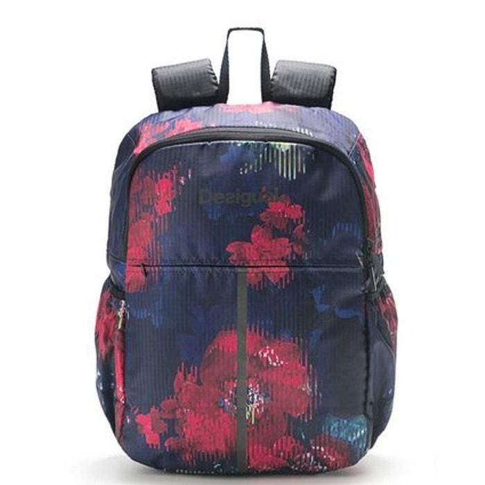 Sac Bols Padded Backpack Ngarden Blue  DESIGUAL image 0