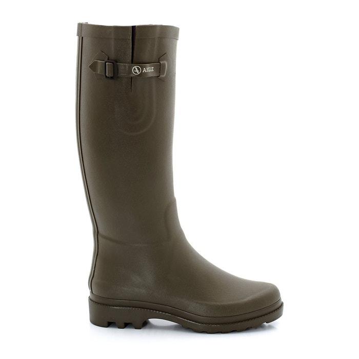 Classic Natural Rubber Wellington Boots  AIGLE image 0