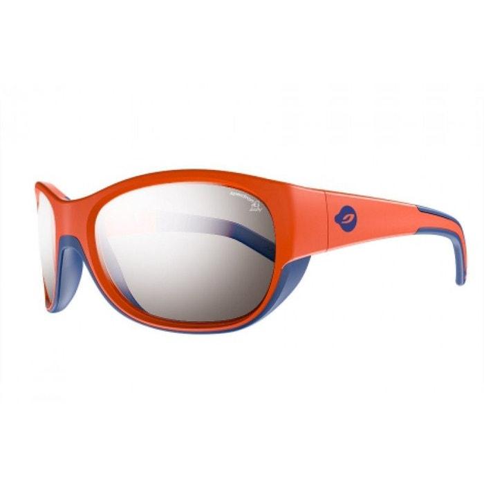 lunettes de soleil pour enfant julbo orange luky orange bleu cyan spectron 4 baby orange. Black Bedroom Furniture Sets. Home Design Ideas