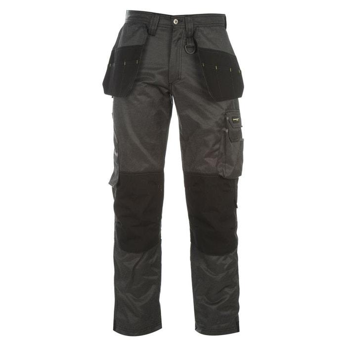 Travail Pantalon Dunlop Redoute De La Charbon Noirgris 4qg5Pqw8