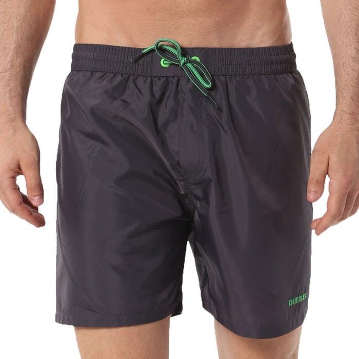 large choix de couleurs et de dessins handicaps structurels nouveau style de Short de bain homme ceinture contrastante Wave