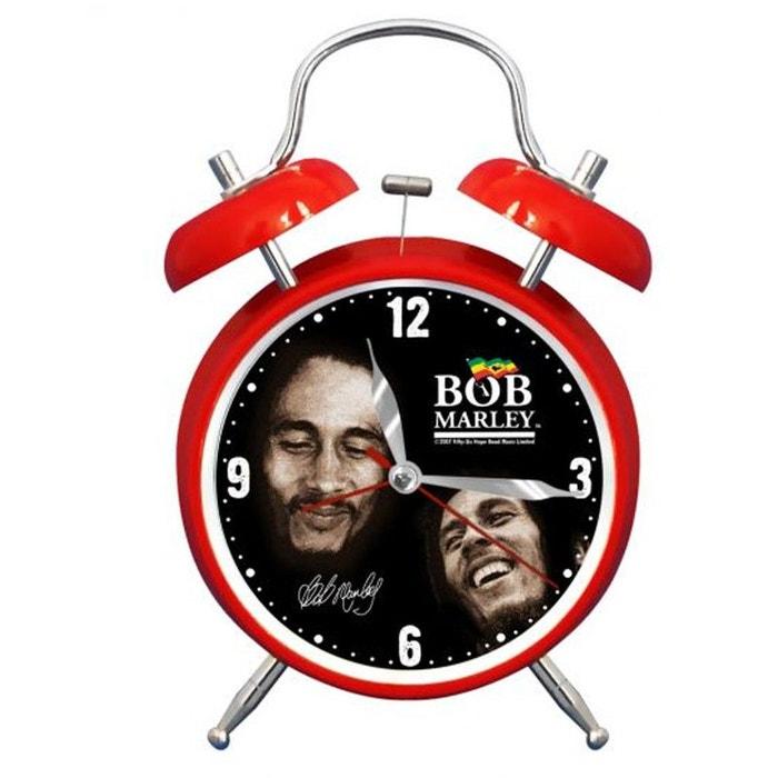 Réveil Bob Marley SUD CARGO