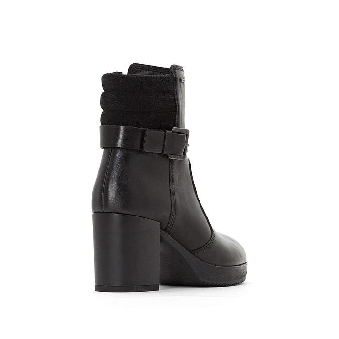 D remigia np abx ankle boots , black, Geox   La Redoute
