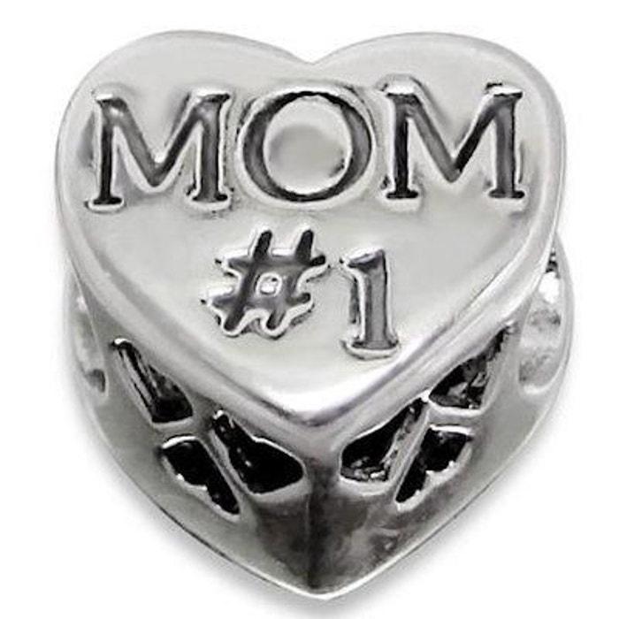 pandora charms coeur maman