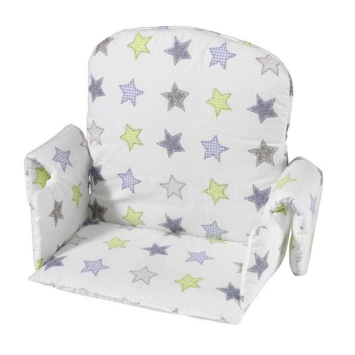 r ducteur avec accoudoir pour chaise haute tissus toile geuther geuther la redoute. Black Bedroom Furniture Sets. Home Design Ideas