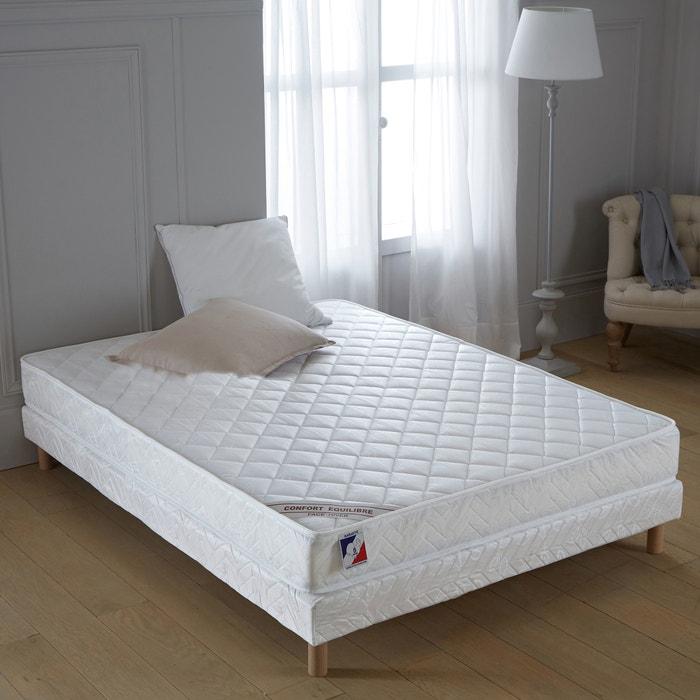 matelas ressorts confort quilibr la redoute interieurs. Black Bedroom Furniture Sets. Home Design Ideas