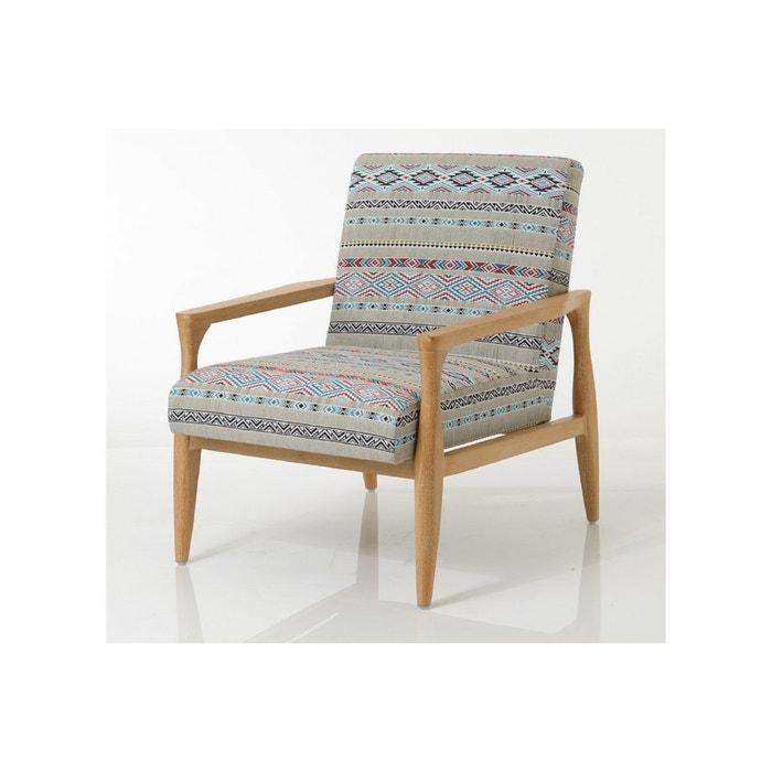 fauteuil en bois et tissu hindy hellin depuis 1862 la. Black Bedroom Furniture Sets. Home Design Ideas