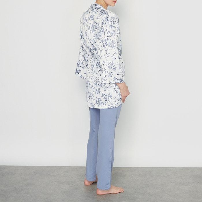 Пижама атласная из 3 предметов