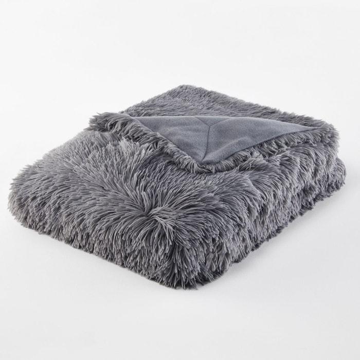 plaid doudoux la redoute interieurs la redoute. Black Bedroom Furniture Sets. Home Design Ideas