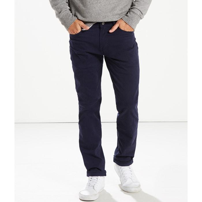 Pantaloni in tela di cotone stretch taglio 511 slim  LEVI'S image 0