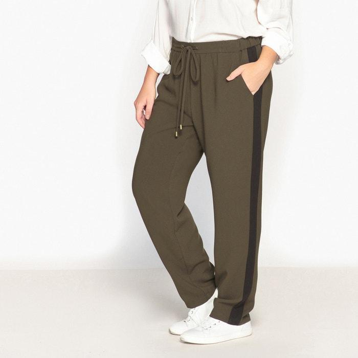 Image Pantaloni con fasce ai lati CASTALUNA