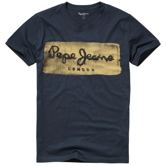 afbeelding Bedrukt T-shirt Charing PEPE JEANS