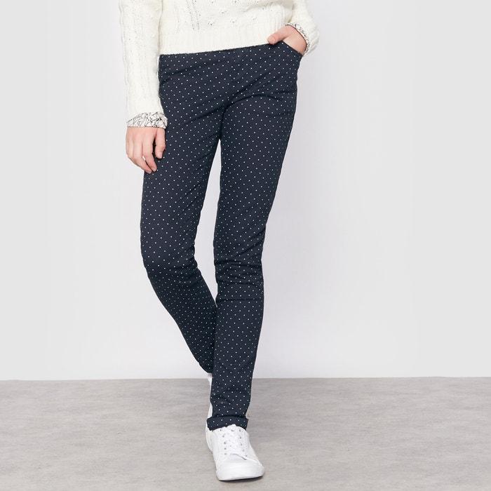 Image Pantalon slim imprimé pois 10-16 ans R pop