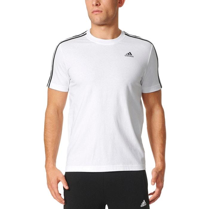 Camiseta con ADIDAS y de redondo PERFORMANCE cuello estampado corta delante manga R5ggwBSqnx