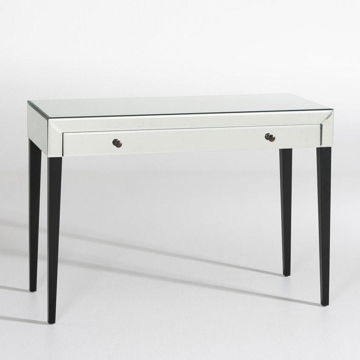 console miroir clim ne verre am pm la redoute. Black Bedroom Furniture Sets. Home Design Ideas