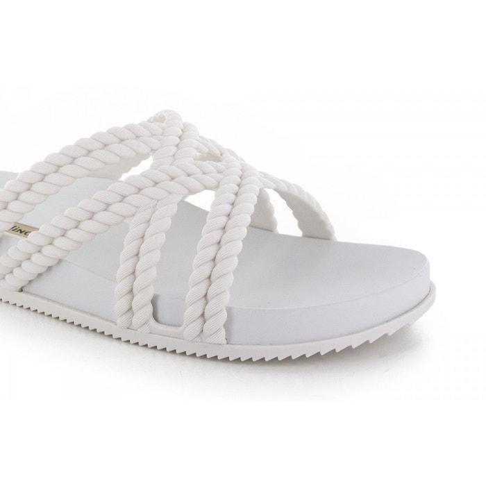 Sandales-melissa blanc Melissa