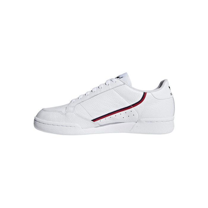 size 40 0c51a e827d Basket adidas originals continental 80 - ref. g27706 blanc Adidas Originals    La Redoute
