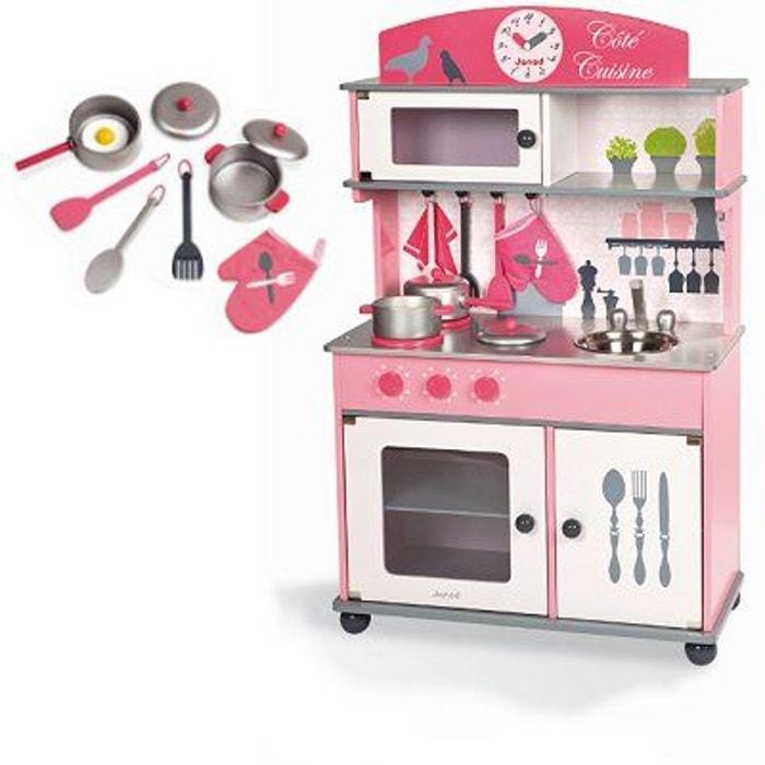 cuisini re en bois cot cuisine janod la redoute. Black Bedroom Furniture Sets. Home Design Ideas