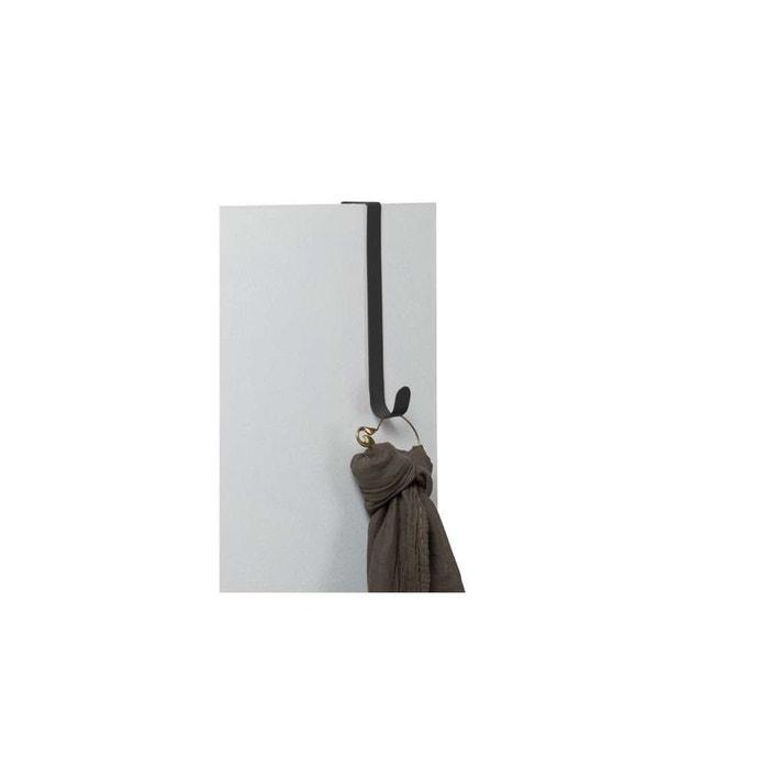 pat re porte manteau de porte solo grise grise compactor la redoute. Black Bedroom Furniture Sets. Home Design Ideas