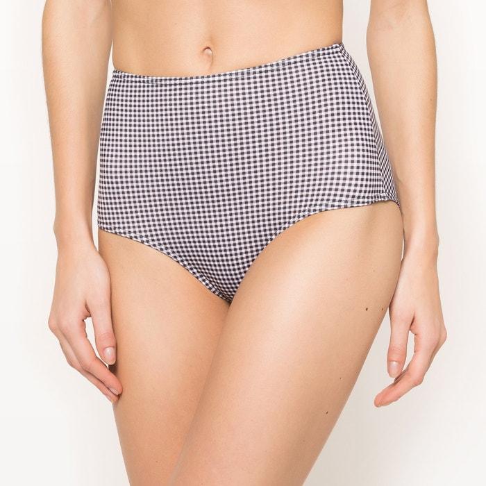 Braguita bikini estampado La Collections de Redoute con vichy fwPwApzq