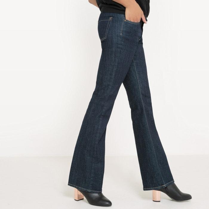 """Image Flared Stretch Regular Jeans, Length 32"""" R essentiel"""