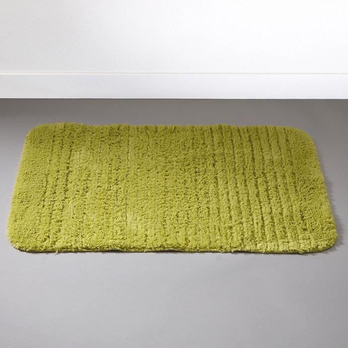 Купить Пушистый коврик для ванной комнаты. 100% хлопка, 1100 г/м², ультрамягкий и невероятно впитывающий. Стирка при 60°. Рельефные полоски. Обратная сторона с покрытием против скольжения. > <meta name= twitter:image content= https://cdn.laredoute.com/products/641by641/f/9/2/f92fa9db78e5c32639ad812561b6e9ae.jpg > <meta name= twitter:data1 content= 1924,30 руб > <meta name= twitter:label1 content= Prix >