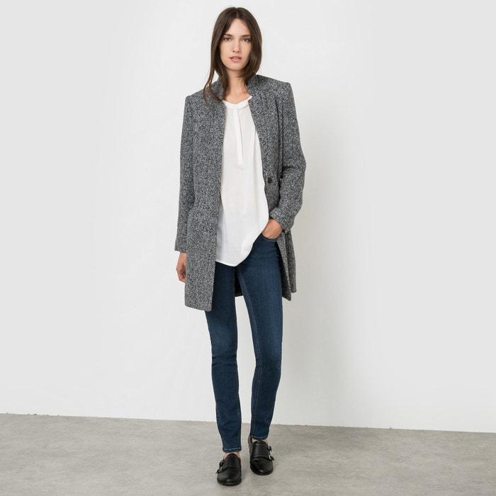 Long Straight Coat  BEST MOUNTAIN image 0