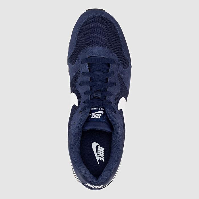 Baskets md runner 2 bleu marine Nike