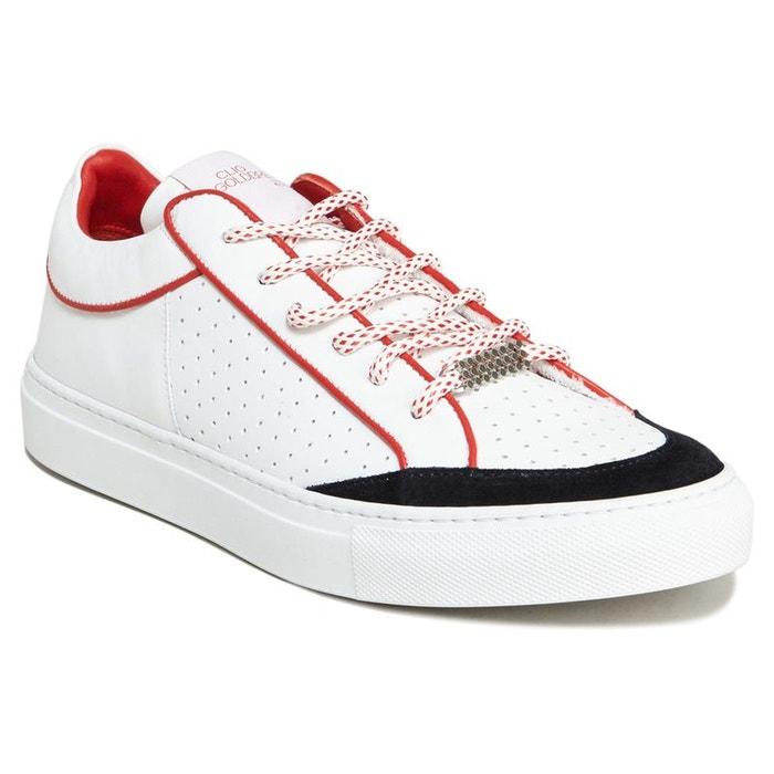 Sneakers achille sailor  blanc Clio Goldbrenner  La Redoute