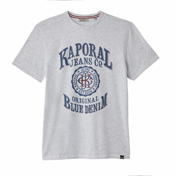 37a47e34f8fde2 T-shirt buddy mit rundem ausschnitt Kaporal