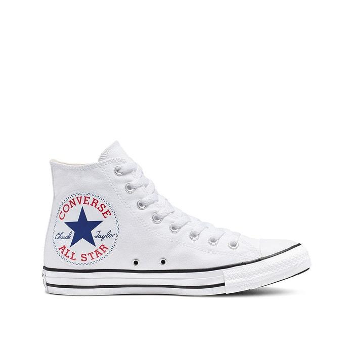 Converse Converse blanche homme Baskets montantes Chuck