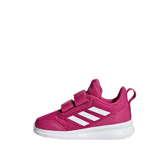 ece13867cb765d Sneakers met klittenband altarun roze Adidas Performance   La Redoute