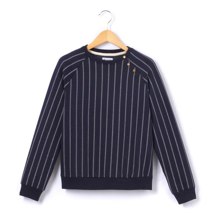 afbeelding Gestreepte sweater La Redoute Collections