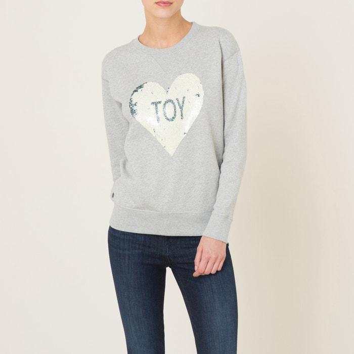 "Bild Sweatshirt ""Jaffy"" BELLEROSE"
