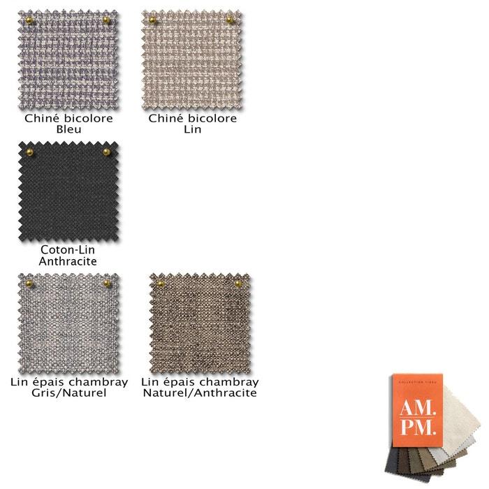 chantillons canap pemany couleur unique am pm la redoute. Black Bedroom Furniture Sets. Home Design Ideas