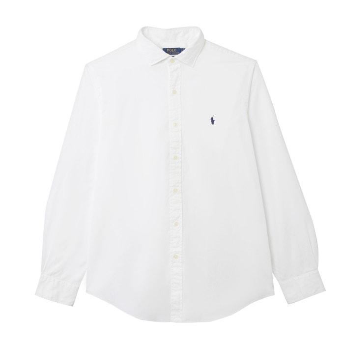 100% authentic 1ff40 83ec3 Camicia dritta custom fit garment dyed