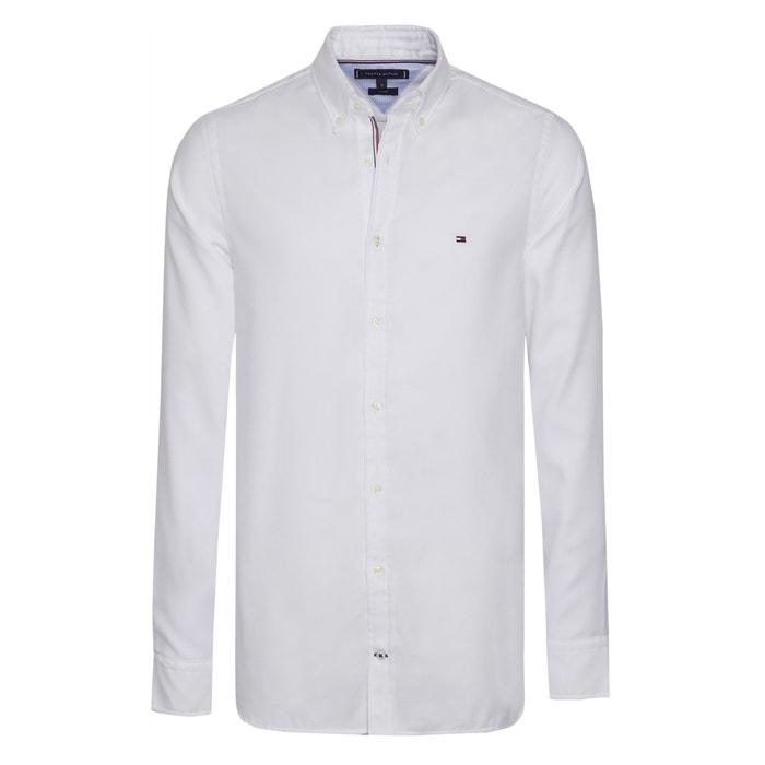 e76ba9a53664 Camisa slim Essential Dobby