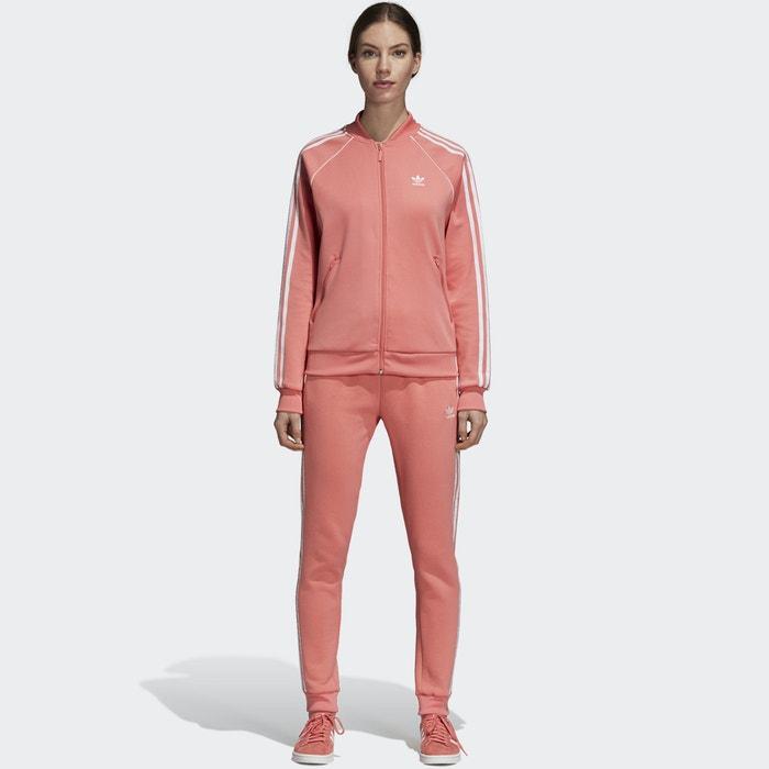 c6d417bbb7789 Veste de survêtement originals sst dh3162 Adidas Originals rose   La Redoute