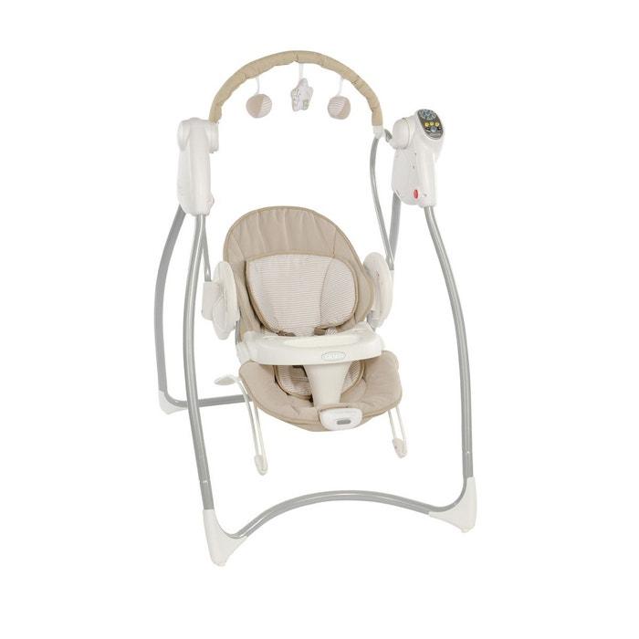 balancelle 2 en 1 graco swing n bounce benny bell 0 9 mois graco la redoute. Black Bedroom Furniture Sets. Home Design Ideas