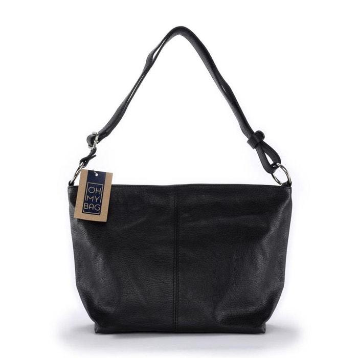8e65e280de Sac à main en cuir kuta Oh My Bag | La Redoute