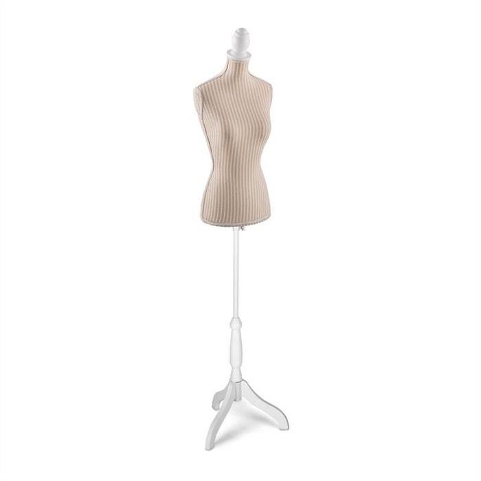 anastasy mannequin de couture styropore hauteur r glable 36 38 autre oneconcept la redoute. Black Bedroom Furniture Sets. Home Design Ideas